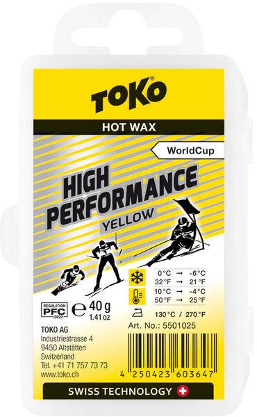 Toko Toko High Performance Yellow 40g