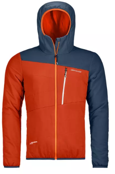 Ortovox SWISSWOOL ZEBRU INSULATION JACKET M