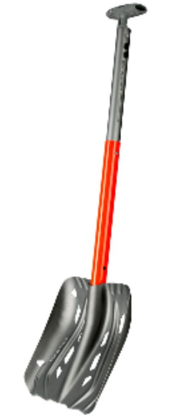 MAMMUT Mammut Alugator Pro Lightneon Shovel Orange