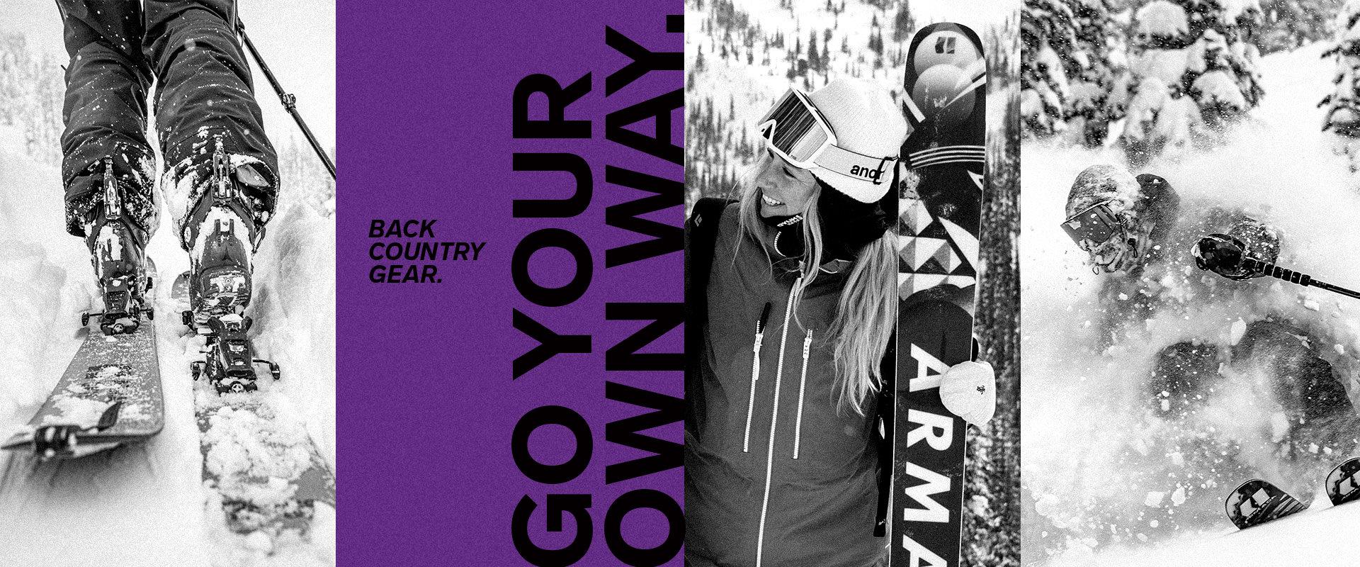 Pacos Backcountry Ski Gear
