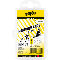 Toko Toko Performance Yellow Wax