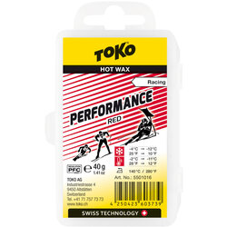Toko Toko Performance Red Wax