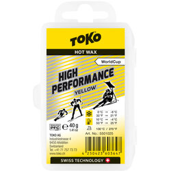 Toko Toko High Performance Yellow 40g