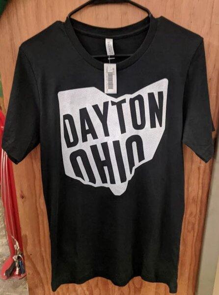 Mike's Bike Park Dayton OH T-Shirt Black