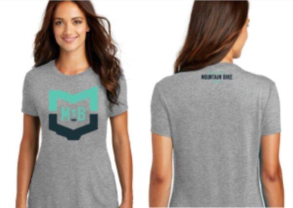 MVMBA Miami Valley Mountain Bike Association MVMBA Logo T-Shirt Women