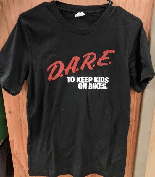 Mike's Bike Park MBP Dare T-Shirt Black