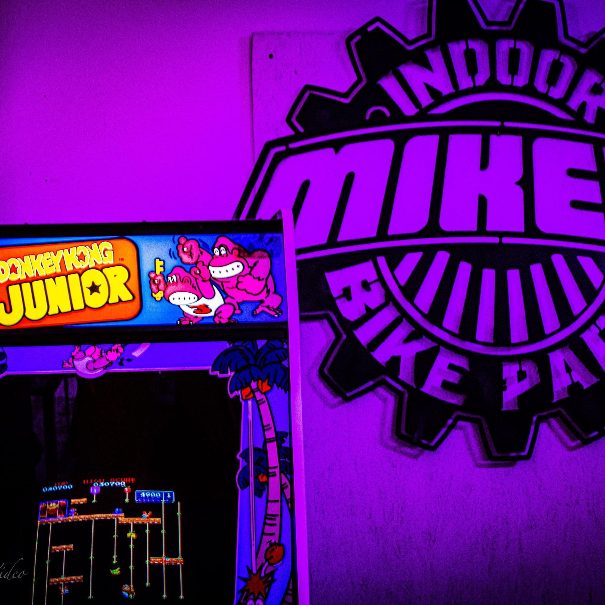 Donkey Kong Jr Game