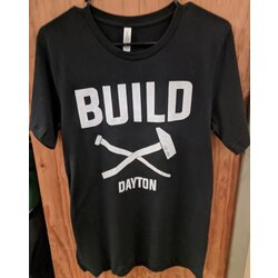 Mike's Bike Park Build Dayton T-Shirt Black