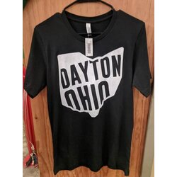 Mike's Bike Park Dayton OH T-Shirt Black