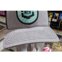 MVMBA Miami Valley Mountain Bike Association MVMBA Topo Patch Hat