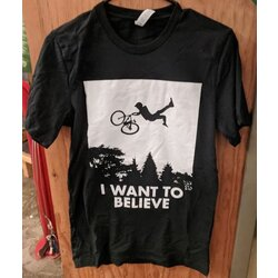 Mike's Bike Park MBP Believe T-Shirt Black