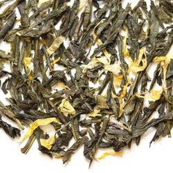 Soulshine Cyclery Tea | Green | Green Mango | Loose Leaf - 4 ounces