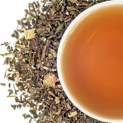 Soulshine Cyclery Tea | Herbal | Margaret's Soother | Loose Leaf - 4 ounces