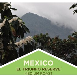 Coffee | Mexico | El Triunfo Reserve | Medium Roast | Ground