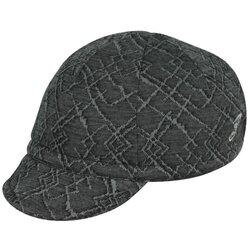 Pace Sportswear Pace Sportswear Merino Wool Euro Cycling Cap - Diamond, One Size