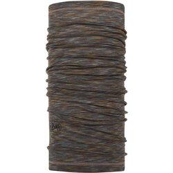 Buff Buff Lightweight Merino Wool Multifunctional Headwear: Fossil Multi, One Size