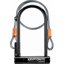 Kryptonite Kryptonite Keeper U-Lock - 4 x 8