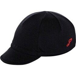 Pace Sportswear Pace Sportswear Merino Wool Cap: Black
