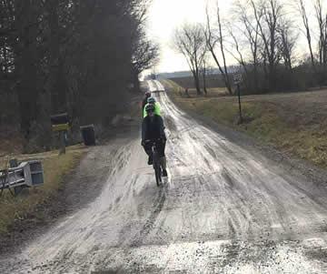 Biking adventures!