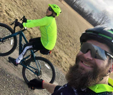 Gravel rides from our area