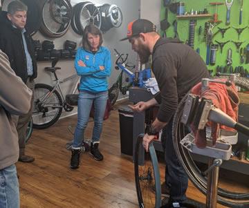 Bike repair tips