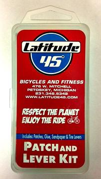 Latitude 45 Patch and Lever Kit