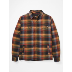 Marmot Men's Ridgefield Heavyweight Flannel Long-Sleeve Shirt