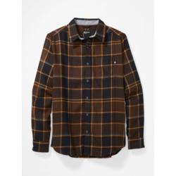 Marmot Men's Fairfax Midweight Flannel Long-Sleeve Shirt