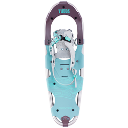 Tubbs Women's Frontier Snowshoe Light Blue