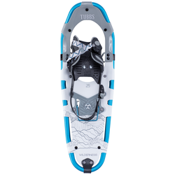 Tubbs Men's Wilderness Snowshoe White