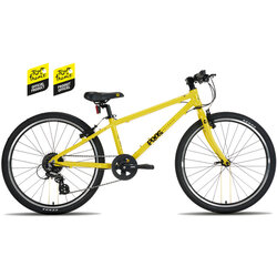 Frog Bikes Frog 62 TDF Limited Yellow 24