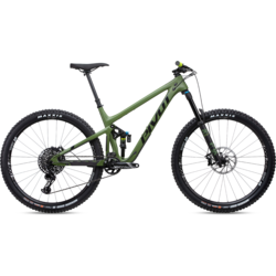 Pivot Cycles Pivot Switchblade Race X01 Large Green