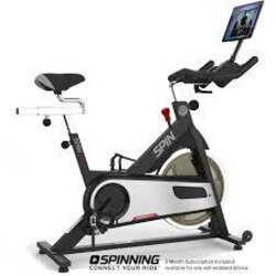 Spinning L9 Connected SPIN® Bike w/ Tablet Mount
