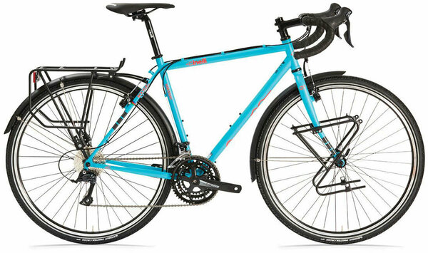 Cinelli Cinelli Hobootleg Bike Easy Travel - Blue