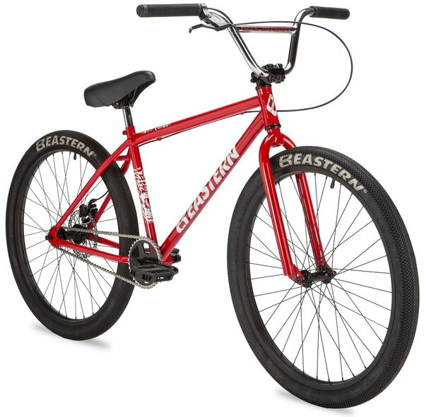 "Eastern Bikes Eastern Growler 26""LTD - Red"