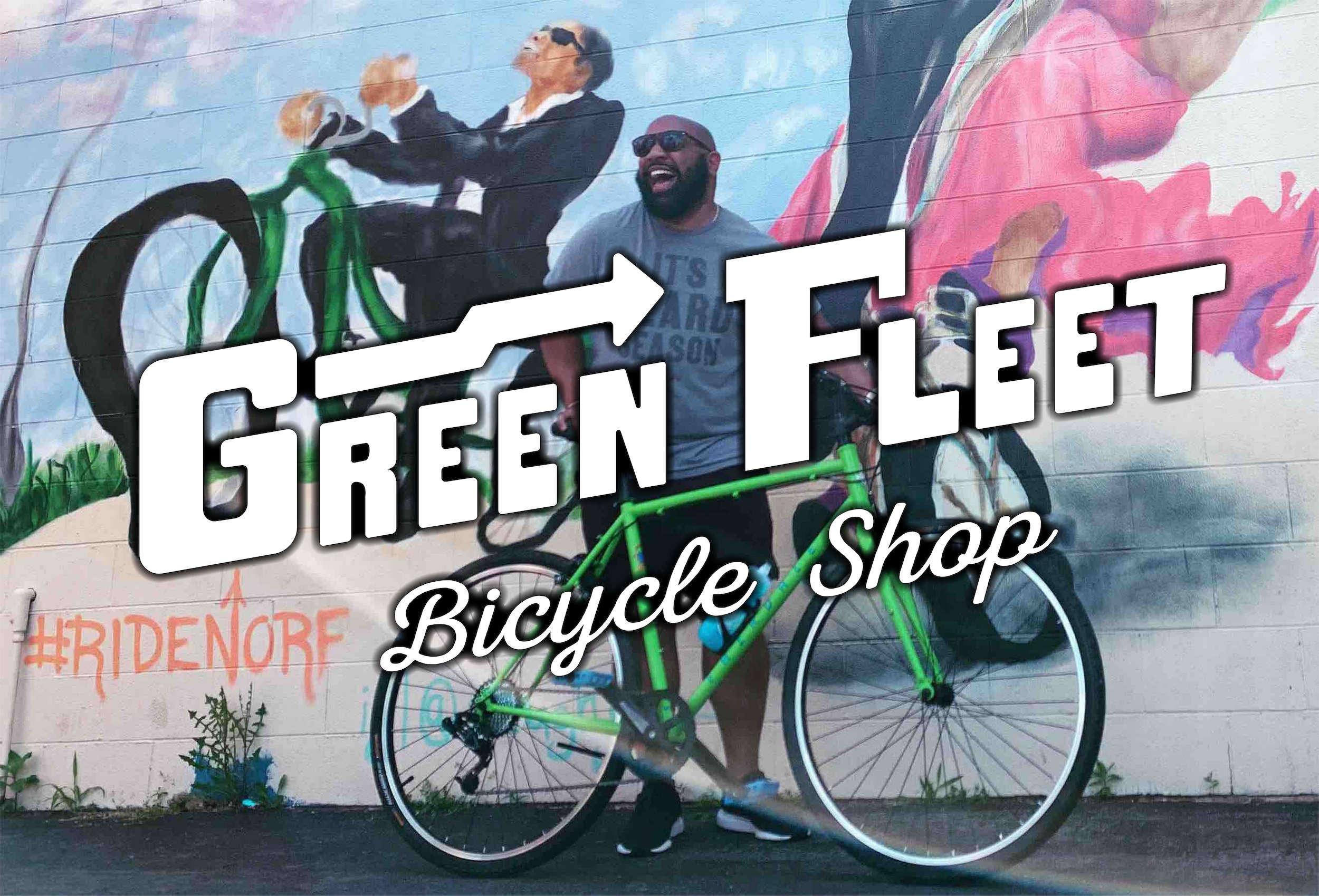 Green Fleet Bicycle Shop pic