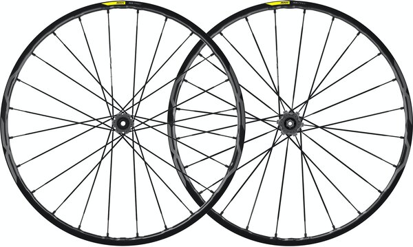 Mavic XA Pro Carbon 27.5 Standard Wheelset with Tires