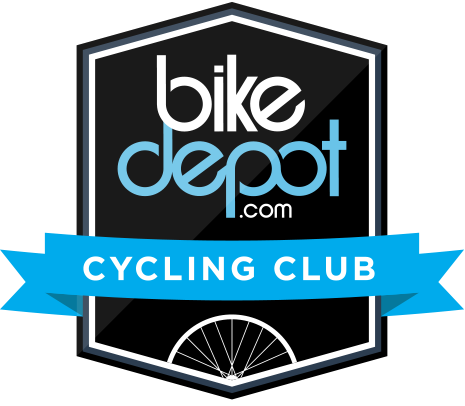 A picture of the Bike Depot Cycling Club logo