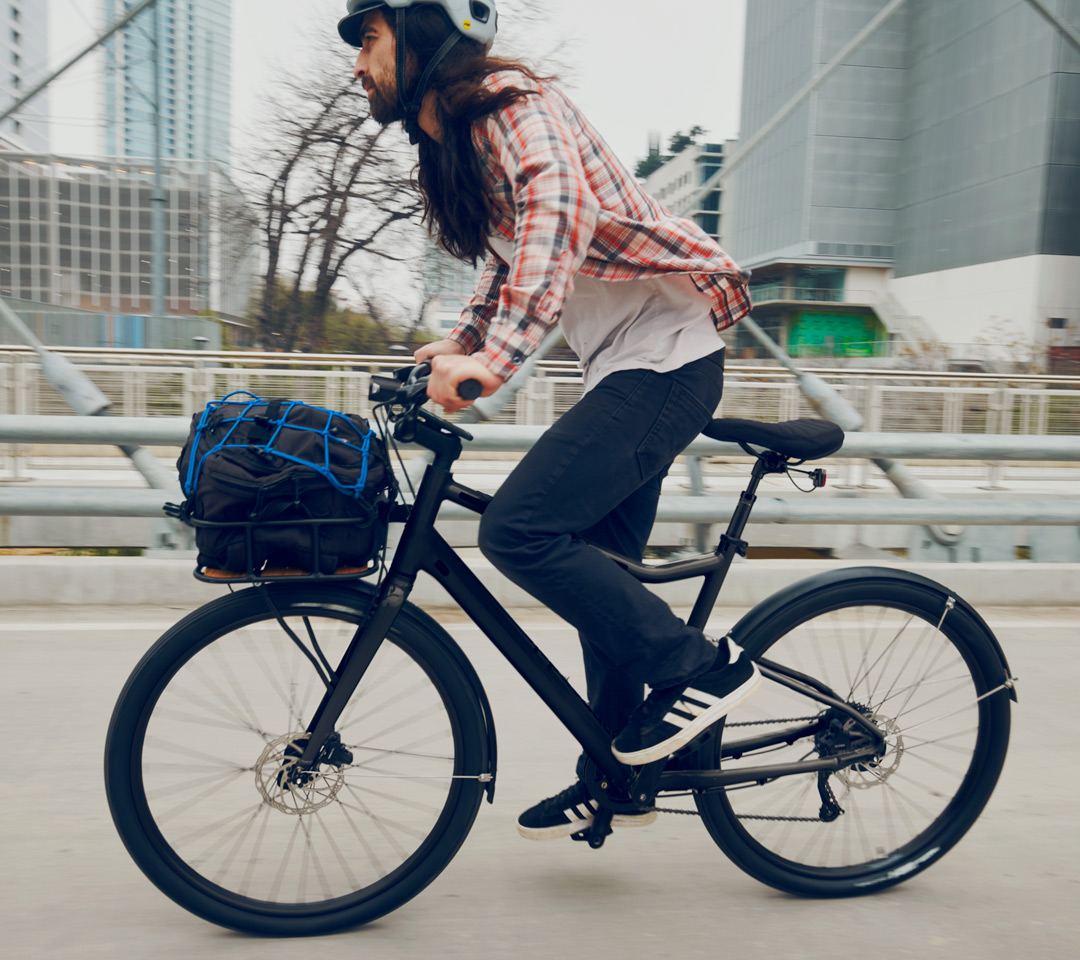 Discover Hybrid Bikes
