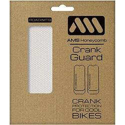 All Mountain Style Honeycomb Crank Guard Clear
