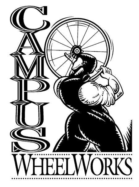 campus wheelworks, old logo