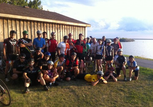 campus weekly group ride