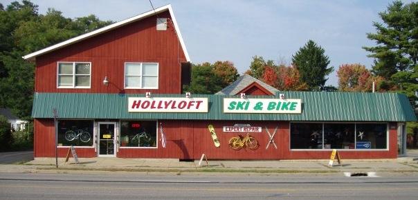 Holyloft bike shop jamestown