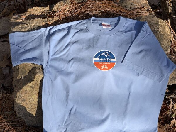 STBG Mountain Round 50/50 Short Sleeve T-Shirt