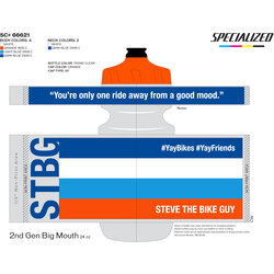 STBG Specialized Waterbottle