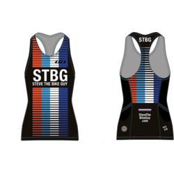 STBG Race Flag Tri Top