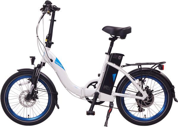 Magnum Classic II Low Step folding electric bike