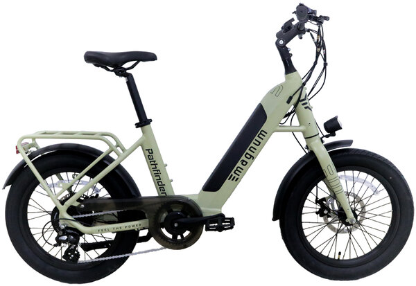 Magnum Pathfinder electric bike