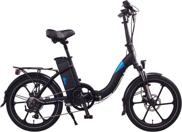 Magnum Premium II Low Step folding electric bike