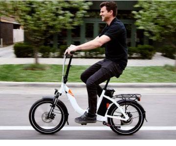 Magnum Stepthrough electric bike